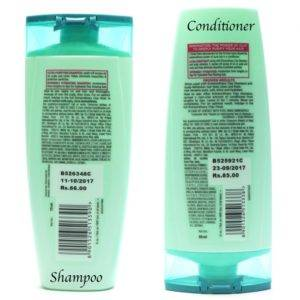 loreal paris extraordinary clay conditioner and shampoo