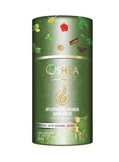 oshea ayurvedic henna hair pack
